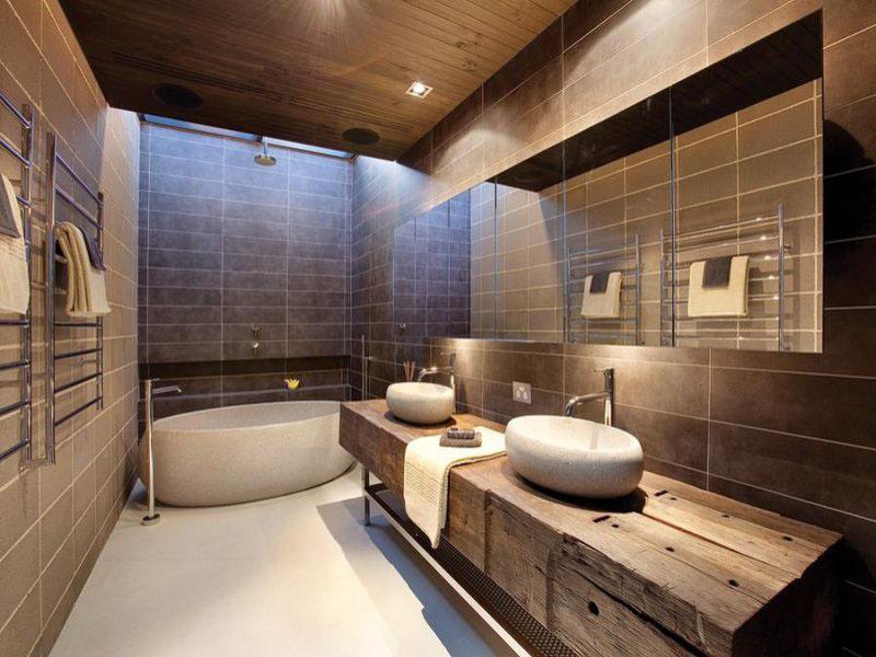 Дизайн туалетной комнаты фото 2015 современные идеи